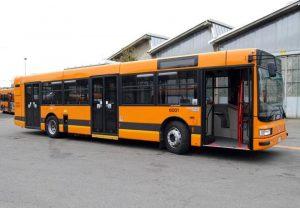 Quanto è alto un autobus