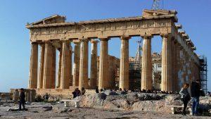 Quanto è alto il Partenone di Atene